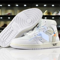 Air Jordan 1 x Off-White NRG AQ0818-100