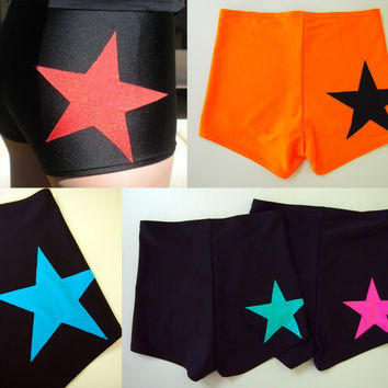 Star Roller Derby Shorts
