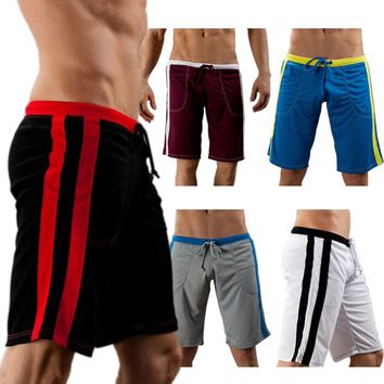 2016 Men Beach Shorts Brand Quick Drying Men Short Pants Plus Size XL Boardshort Bermuda Masculina H9