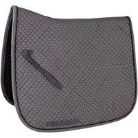 Rider's International Contoured Diamond Quilted Dressage Saddle Pad | Dover Saddlery