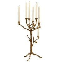 Sherwood Brass 7 Lite Candelabra by Arteriors Home