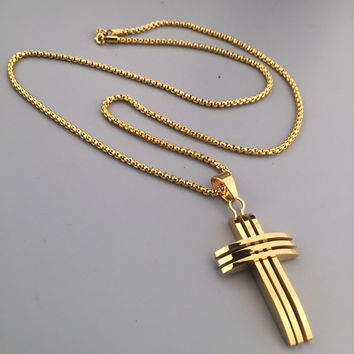 Stylish Shiny Jewelry New Arrival Gift Hot Sale Fashion Hip-hop Club Necklace [6542764163]