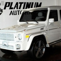 2011 Mercedes-Benz G55 AMG - Cars.com