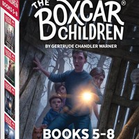 The Boxcar Children Mysteries Boxed Set 5-8