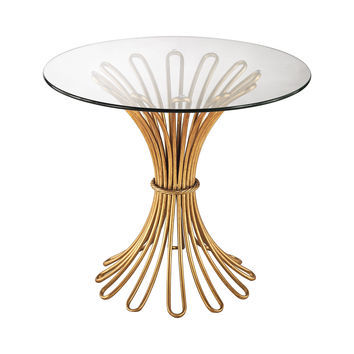 Best Gold Side Table Products On Wanelo