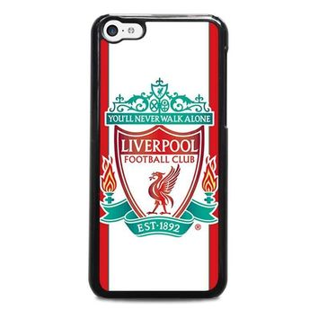 liverpool fc iphone 5c case cover  number 1