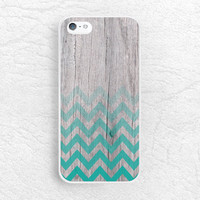 Mint green Geometric Chevron wood print phone case for iPhone, Sony z1 z2 z3 compact, LG g3 g2, Moto x Moto g, Ombre zigzag phone cover -G19
