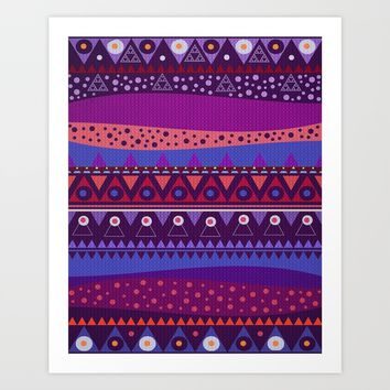 Play 2 Art Print by ViviGonzalezArt