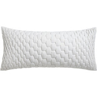"""mason ombre quilted 36""""x16"""" pillow"""