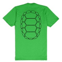 Grass T-Shirt | Fun Teenage Mutant Ninja Turtles Shirts