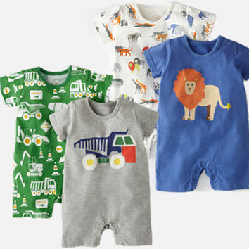 Kids Boys Girls Baby Clothing Toddler Bodysuits Products For Children = 4451423300