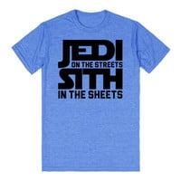 Jedi On the Streets, Sith in the Sheets Shirt