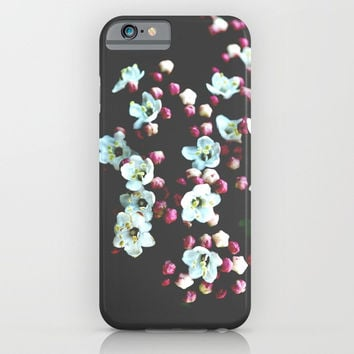 Viburnum Flowers iPhone & iPod Case by ARTbyJWP