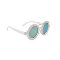 RETRO DOUBLE FRAME SUNGLASSES
