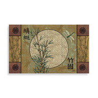 "18"" x 30"" Asian Garden Doormat - Bed Bath & Beyond"
