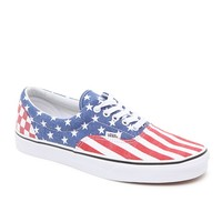 Vans Era Van Doren Stars & Stripes Shoes - Mens Shoes - Red/White/Blue