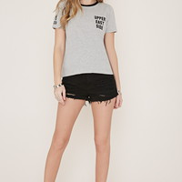 Upper East Side Tee | Forever 21 - 2000176674
