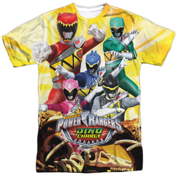 Power Rangers/Charged For Battle