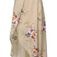 Cupshe Need It Now Bohemian Skirt