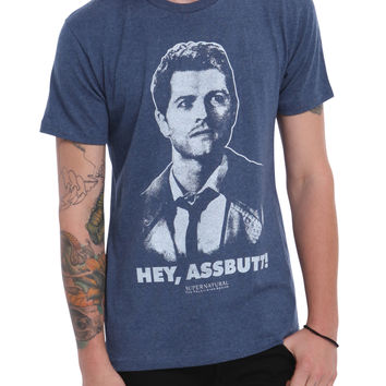 Supernatural Hey Assbutt T-Shirt