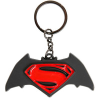 DC Comics Batman V Superman: Dawn Of Justice Logo Key Chain