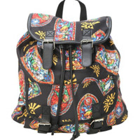 The Legend Of Zelda Stained Glass Slouch Backpack