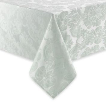 Waterford® Linens Whitmore Table Linens in Silver Sage