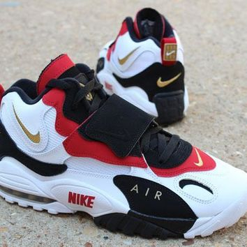 "KUYOU NIKE AIR SPEED TURF ""DEION SANDERS"""