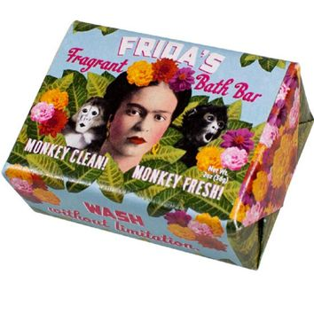 Frida's Fragrant Bath Soap Bar