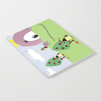 Off with Her Head! Notebook by lalainelim