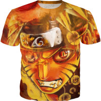 Naruto Fox Form T-shirt