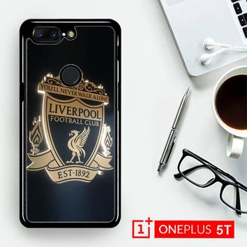 Liverpool Fc Club Badge E1340  OnePLus 5T / One Plus 5T Case
