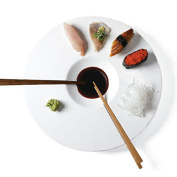 Generate Europe |  Sushi Time Dish by Mint for Mint - Free Shipping