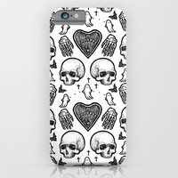 Ghostly Dreams II iPhone & iPod Case by Steph Marie Art