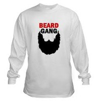 Beard Gang Long Sleeve T-Shirt> Beard Gang> Taglines-sell-buy-create-unique-Tshirts