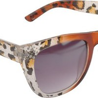 Jessica Simpson J5005 Sunglasses,Brown Animal,52 mm - Sales Cache