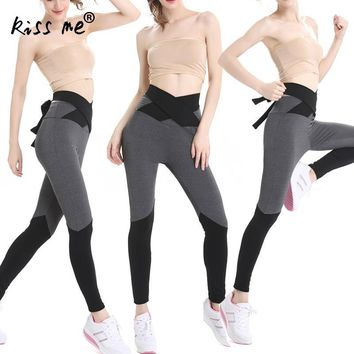 Cross Running Tights Women Sports Leggings Fitness Sports Women Yoga Sport Pants Sexy High Waist Gym Leggings Woman Gym Clothes