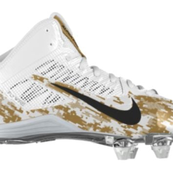 gold nike cleats