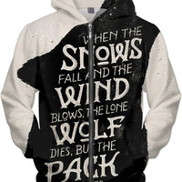 Game Of Thrones Ned Stark Quote Hoodie