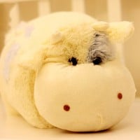 Cow Stuffed Animal Plush Toy For Girls Toys Pluche Stuffe Speelgoed Kids Stuffed Animal Kawaii Cow Plush Toy Pillow Cute 70C0458