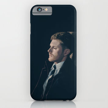 Dean Winchester. Season 9 iPhone & iPod Case by Armellin