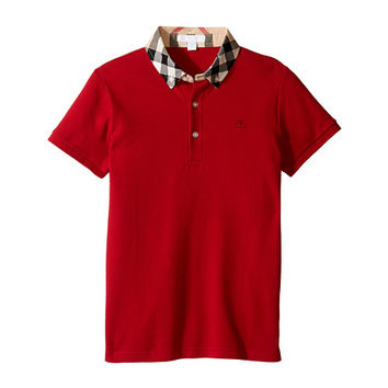 Burberry Kids William Polo (Little Kids/Big Kids)