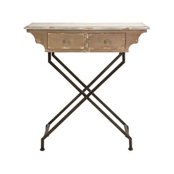 Country Chic Entry Table