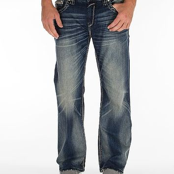 Rock Revival Darshan Relaxed Straight Jean