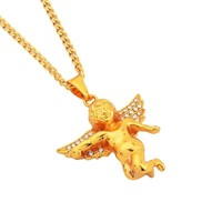 Stylish Gift Jewelry New Arrival Shiny Alloy Necklace [10819553347]