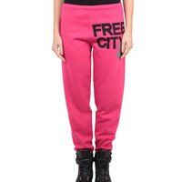 Free City Cotton joggers