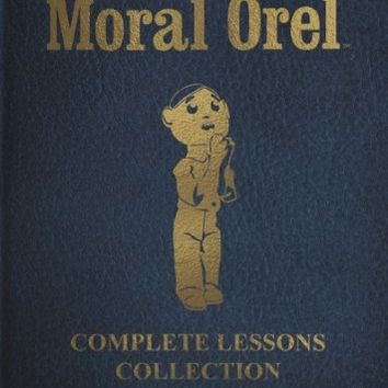 Amazon.com: Moral Orel: Complete Lessons Collection - 4-DVD Set ( Moral Orel - Complete Seasons 1, 2 & 3 ) ( Moral Orel - Complete Seasons One, Two and Three ) [ NON-USA FORMAT, PAL, Reg.4 Import - Australia ]: Movies & TV