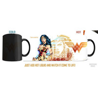 Justice League Wonder Woman Morphing Mug