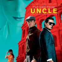 The Man From U.N.C.L.E. 27x40 Movie Poster (2015)