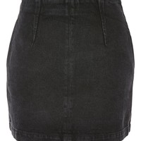 PETITE Dart Seam A-Line Skirt - Clothing